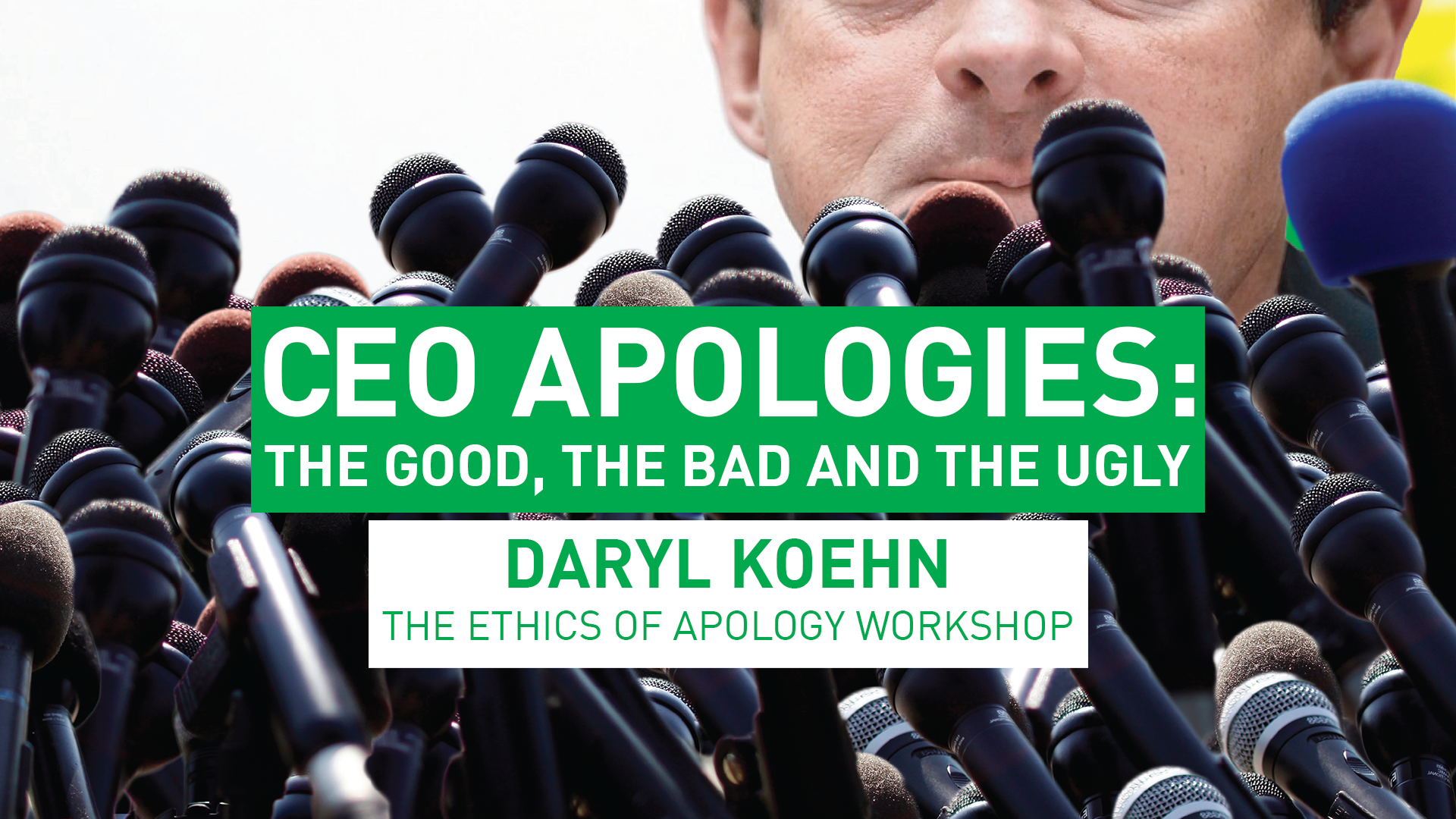 CEO Apologies Banner
