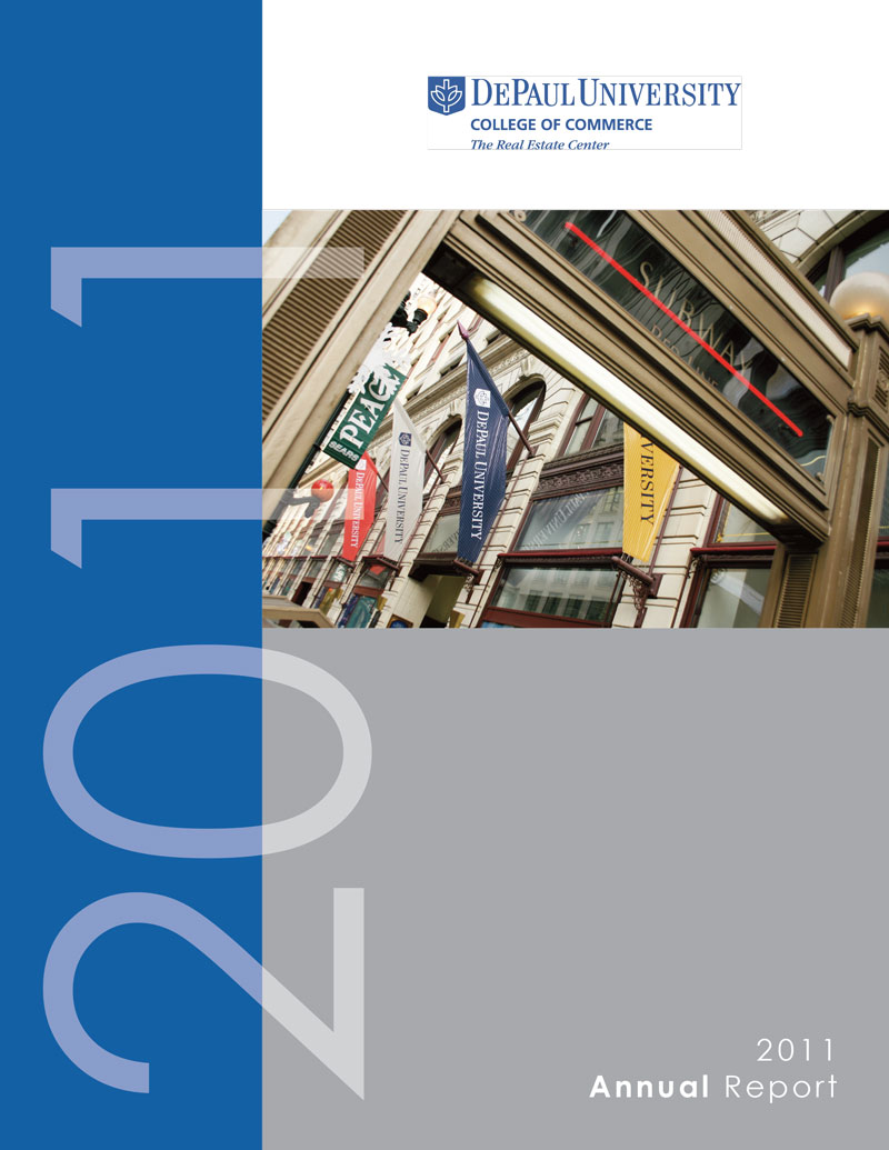 Annual Report 2011 Cover