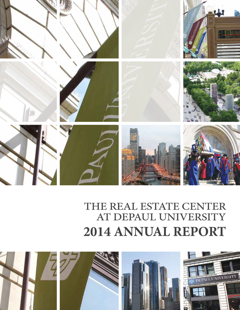 Annual Report 2014 Cover