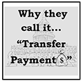 "Why They Call it ""Transfer Payments"""