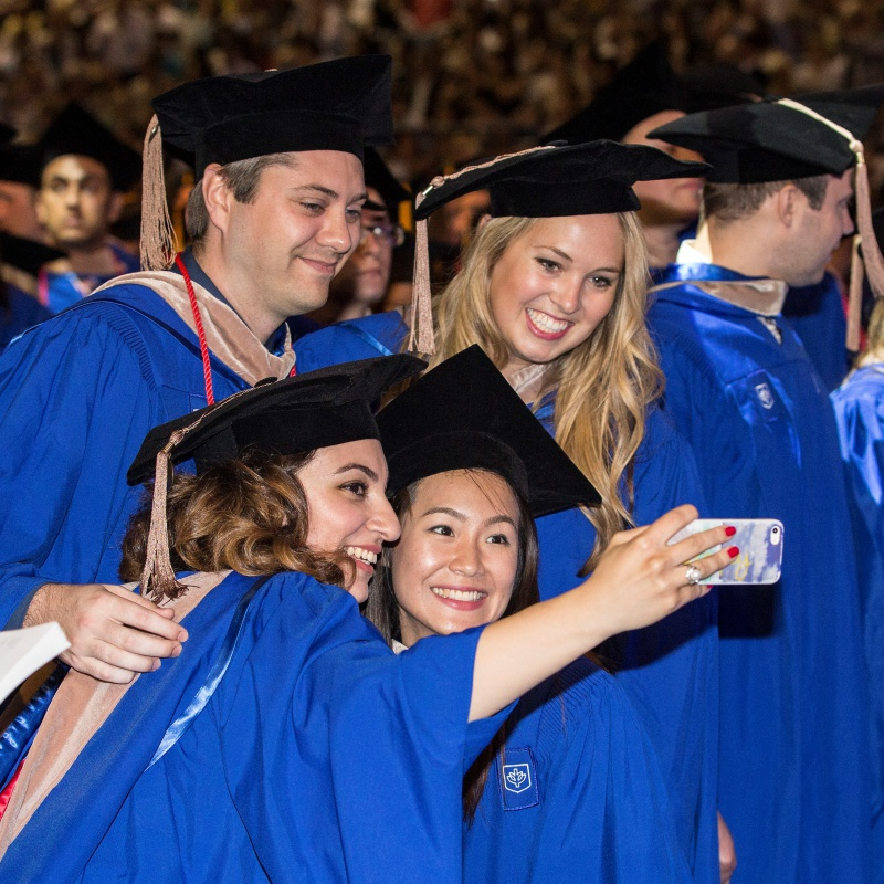 DePaul Commencement Ceremony