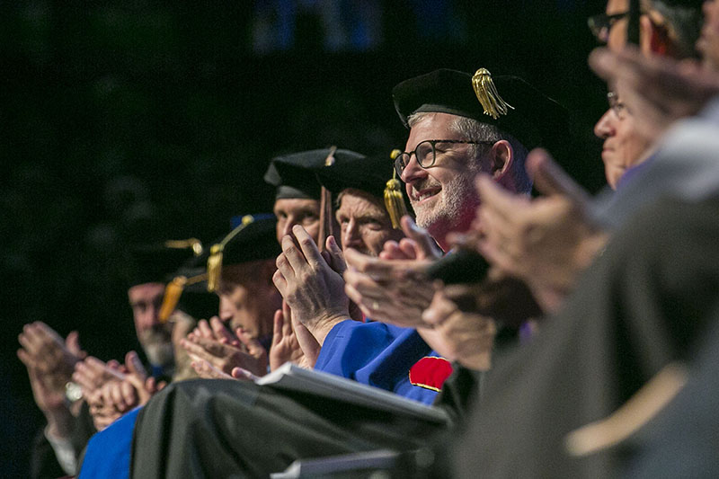 Driehaus College of Business's commencement ceremony