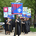 Business Faculty and Staff Honored at DePaul's 121st Convocation