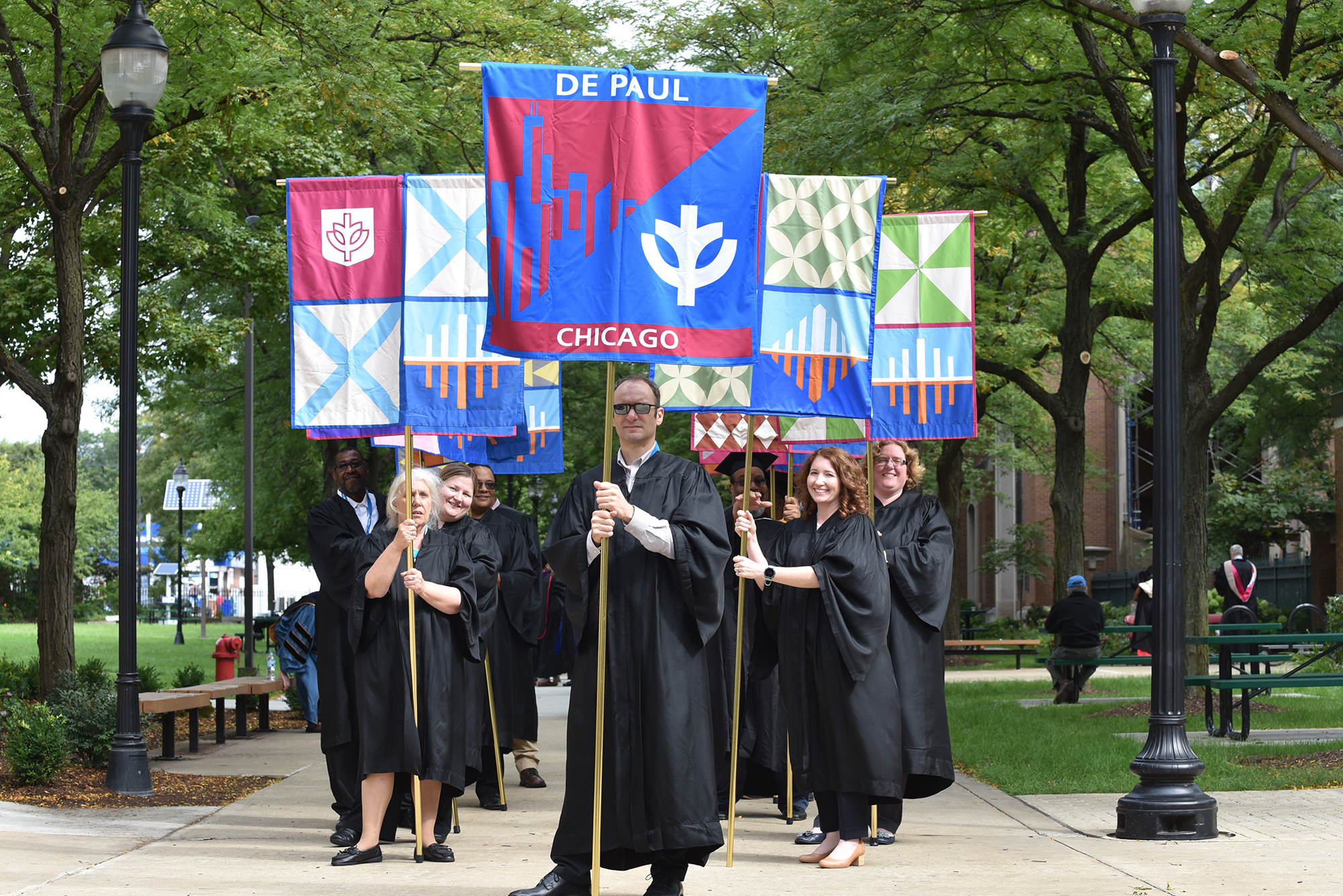 DePaul Academic Convocation Procession