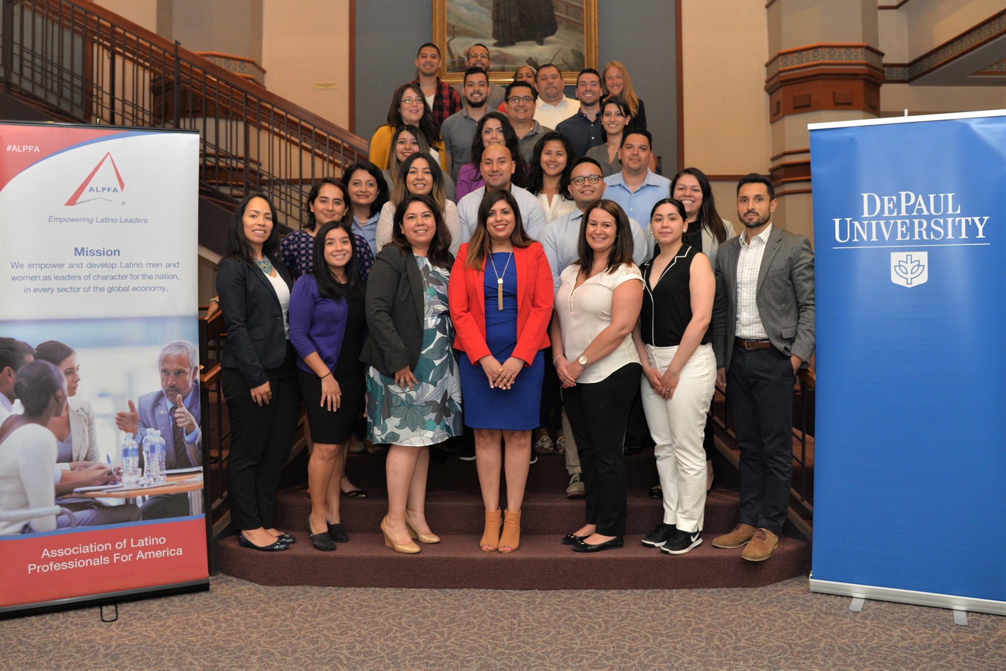 Association of Latino Professionals for America (ALPFA) cohort