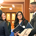 DePaul MBA Students Gain Skills for Job Interviews, Networking and More