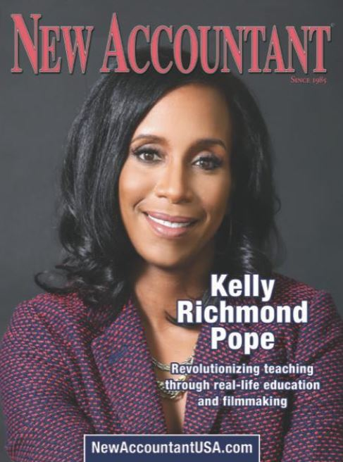 Associate Professor of Accountancy Kelly Richmond Pope