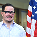Business Major and U.S. Marine Helps Veterans Navigate DePaul