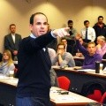 Students Profit from Marcus Lemonis Talk